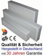 Elektroheizungen,Speicherheizungen und elektrische Heizungen von HIGHTherm Elektroheizung